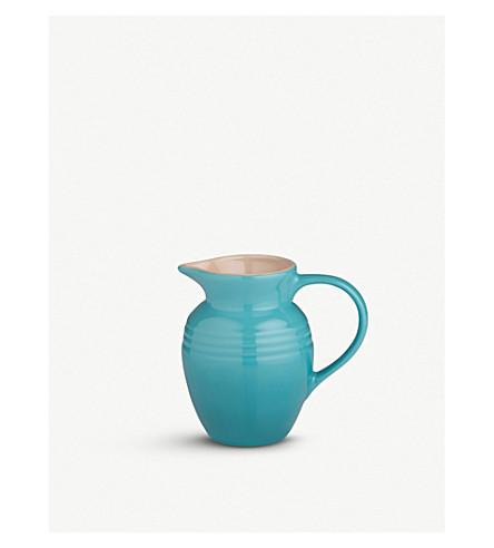 LE CREUSET Stoneware jug 600ml (Teal