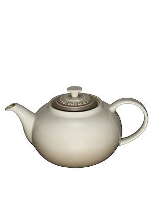 LE CREUSET Classic stoneware teapot