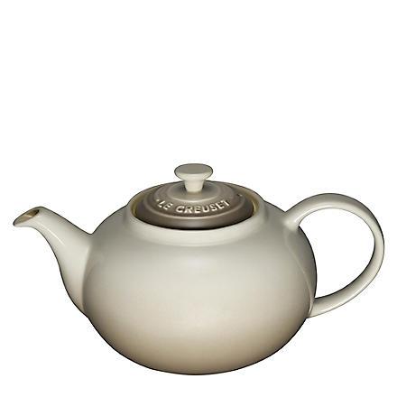 LE CREUSET Classic stoneware teapot (Nutmeg
