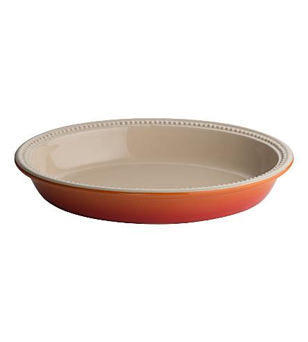 LE CREUSET Stoneware oval pie dish 28cm
