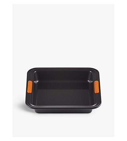 LE CREUSET Non-stick square cake tin