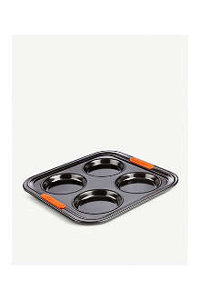 LE CREUSET Yorkshire Pudding four-cup baking tray