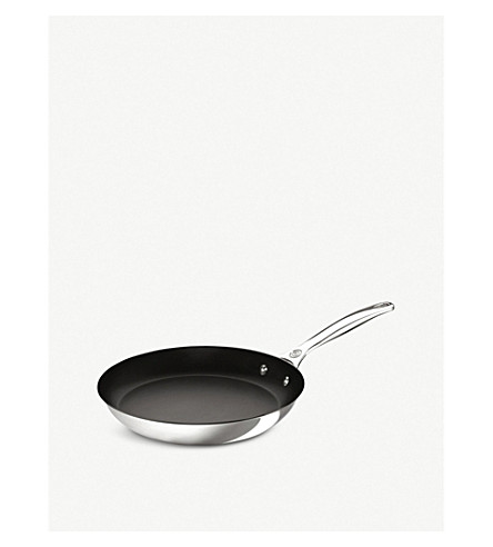 LE CREUSET Non-stick stainless steel frying pan 20cm