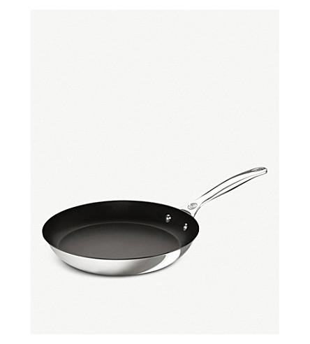LE CREUSET Non-stick stainless steel frying pan 30cm