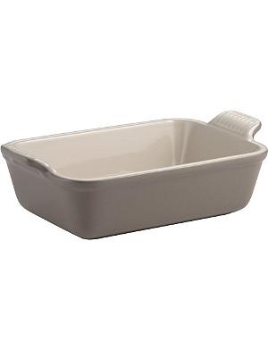 LE CREUSET Stoneware rectangular deep dish 19cm