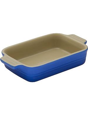 LE CREUSET Stoneware rectangular dish 18cm