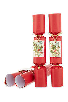 ROBIN REED Box of six Grow Your Own Christmas crackers