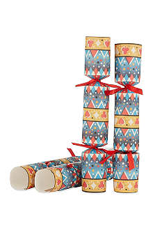 CELEBRATION CRACKERS Ridleys magic crackers box of 6