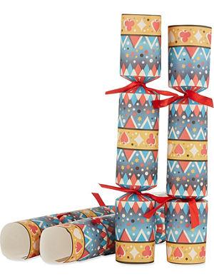 CELEBRATION CRACKERS Ridleys magic crackers box of 6
