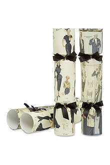 CHRISTMAS Lovely ladies crackers