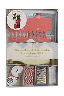 MERI MERI Woodland animals cracker kit ten pack