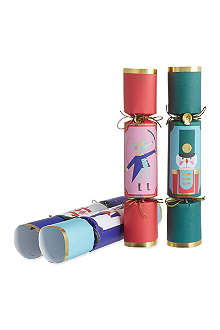 MERI MERI Nutcracker large crackers eight pack