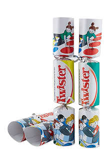 INTERNATIONAL GREETINGS 6 pack of Twister crackers