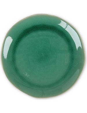 JARS Emeraude dinner plate 24cm