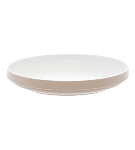 PRESENT TIME Blush Pink dinner plate 27cm