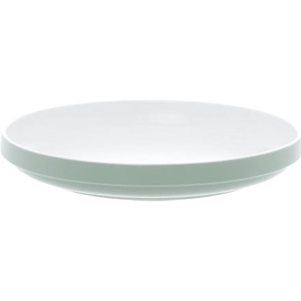 PRESENT TIME Blush Green dinner plate 27cm