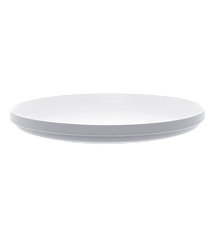 PRESENT TIME Blush Grey breakfast plate 20cm