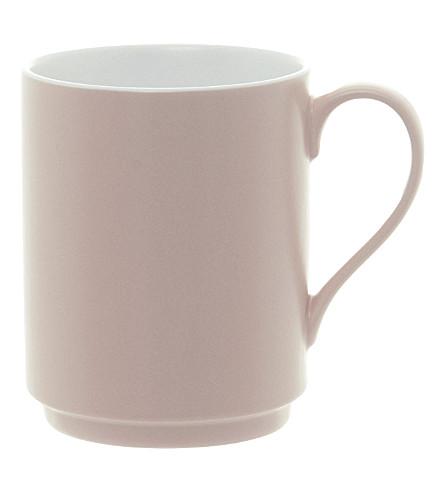 PRESENT TIME Blush Pink mug