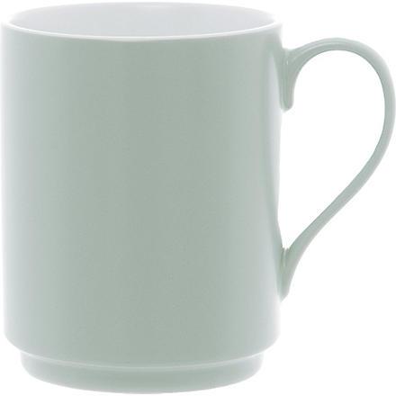 PRESENT TIME Blush Green mug