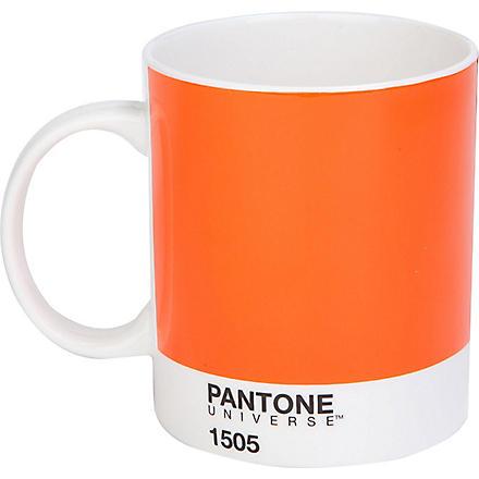 PANTONE Pantone Pumpkin 1505 mug
