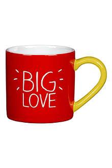 HAPPY JACKSON Big Love mug