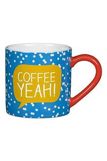 HAPPY JACKSON Coffee Yeah! mug