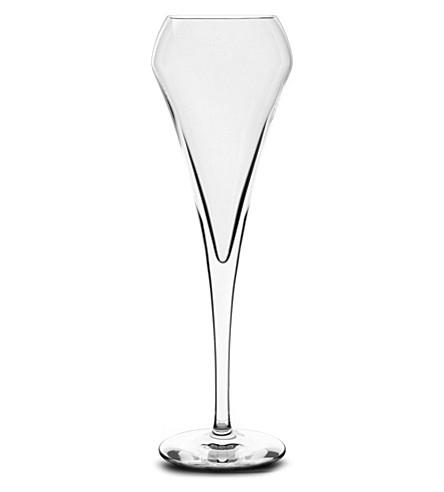 CHEFN' SOMMELIER Open Up Effervescent champagne flute