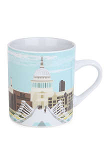 CUBIC St. Paul's London mug