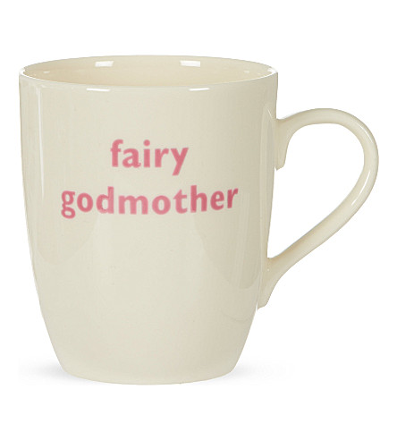 THE BIG TOMATO COMPANY Fairy Godmother mug