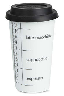 Measuring Tape thermo mug