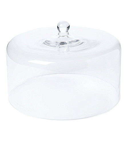 ASA BASIC Glass cover for cake stand 26cm