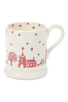 EMMA BRIDGEWATER 1/2 pint winter mug