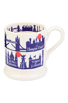 EMMA BRIDGEWATER Skyline 1/2 pint mug