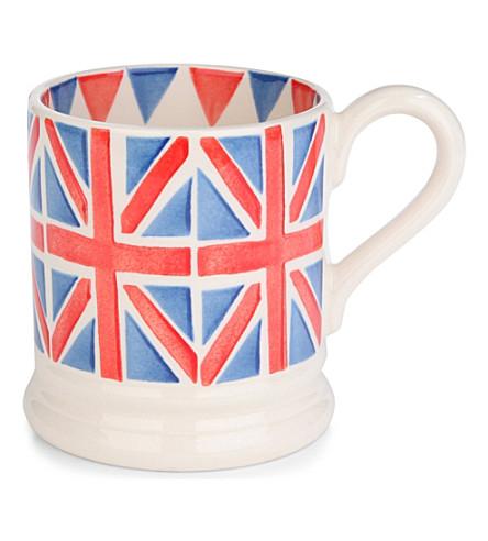 EMMA BRIDGEWATER Union Jack half pint mug