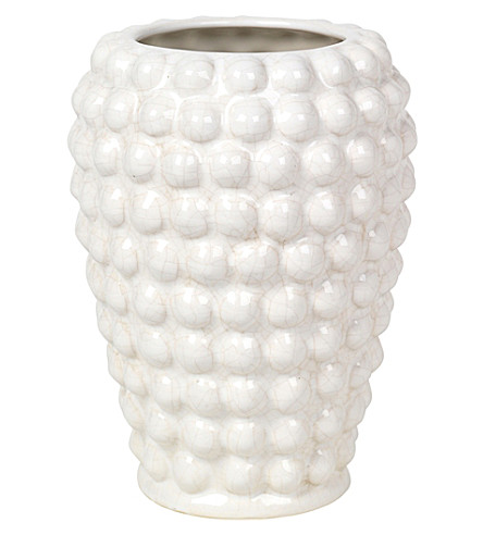 BROSTE Dotty ceramic vase