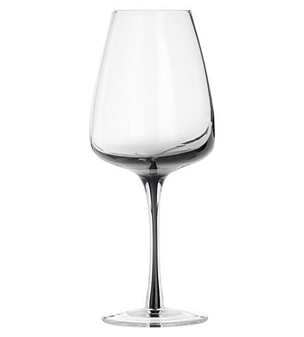 BROSTE Smoke white wine glass