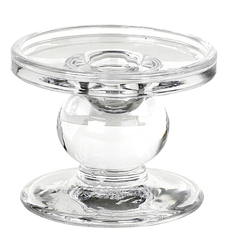 BROSTE Talli small glass candle holder