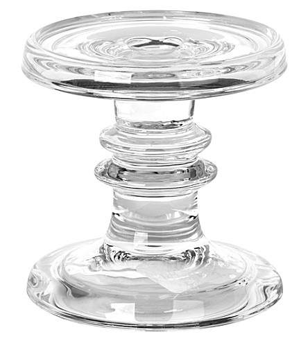 BROSTE Talli glass candle holder