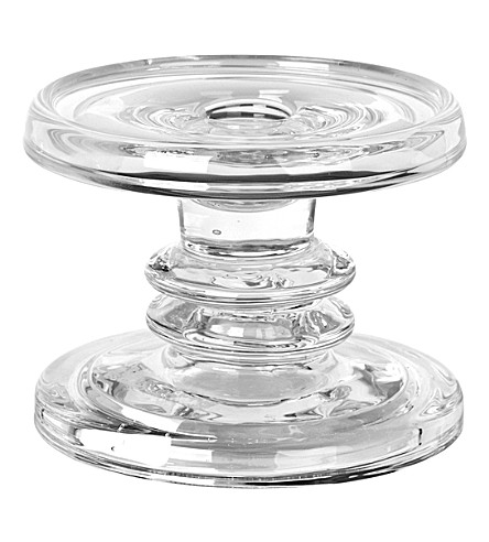 BROSTE Talli medium glass candle holder