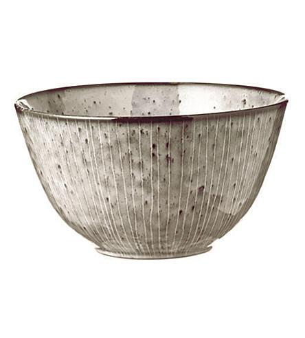 BROSTE Nordic Sea stoneware bowl