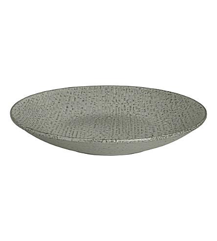 BROSTE Nordic sea stoneware pasta plate