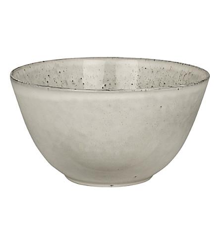 BROSTE Broste bowl 'nordic sand' stoneware