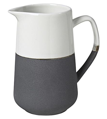 BROSTE Esrum stoneware milk jug large