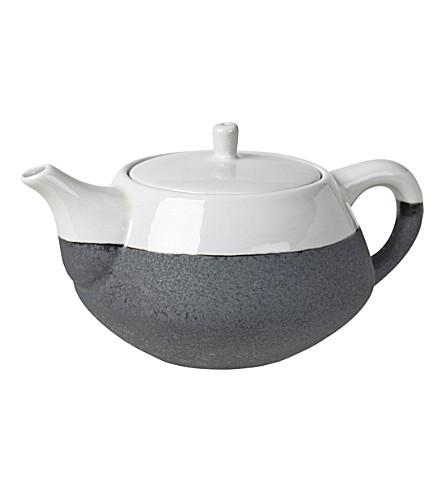 BROSTE Esrum stoneware teapot