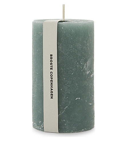 BROSTE Pillar candle 10cm