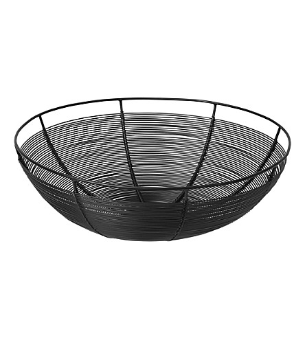BROSTE Nina iron bread basket