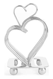 CULINARY CONCEPTS Amore heart toast rack