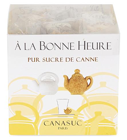 CANASUC Teapot sugar cubes 180g