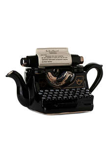 CARTERS Typewriter teapot
