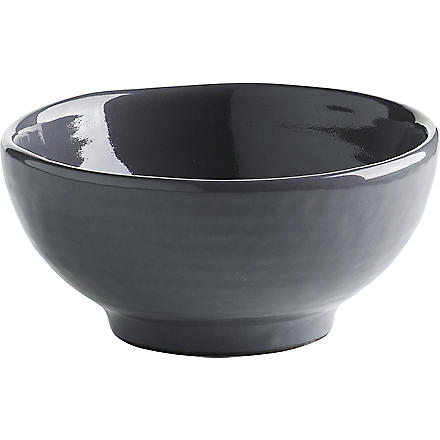 TINE K HOME DELI ceramic bowl grey 15cm